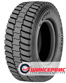 Michelin X WORKS XD 325/95 R24 162/160K