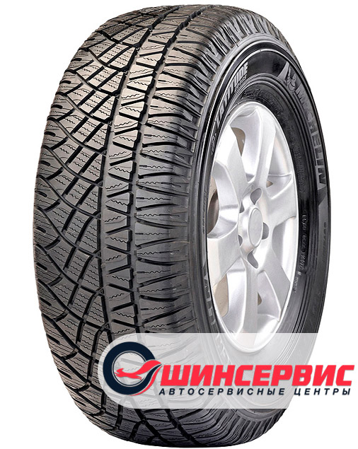 Michelin Latitude Cross 255/55 R18 109H