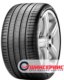 Летние  шины Pirelli PZero Luxury Saloon Run Flat